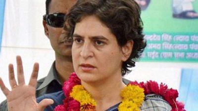 Priyanka Vadra invokes Gehlot govt's anti-lynching law