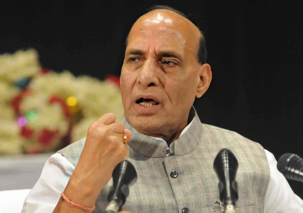 Defence Minister Rajnath Singh completes a crucial work amid tensions with Pakistan, enemies will be battered!