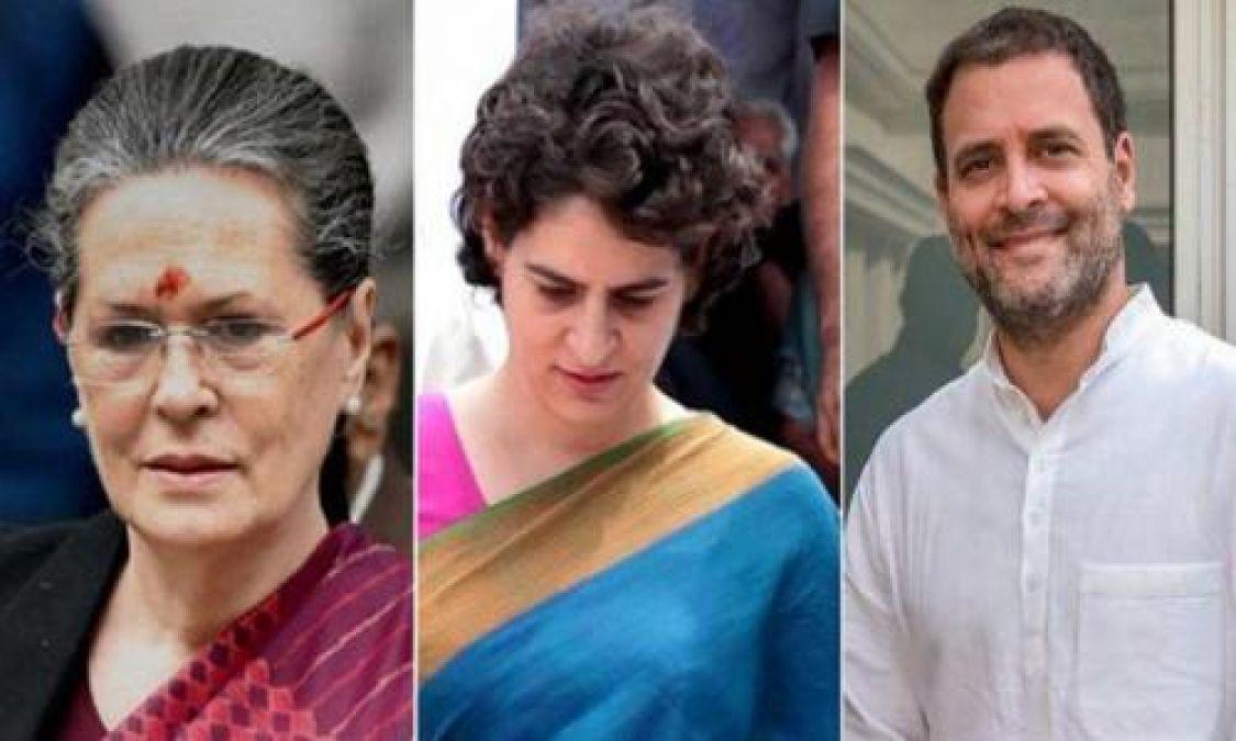 लोकसभा में कांग्रेस के नेता अधीर रंजन बोले - गांधी परिवार जैसा कोई नहीं