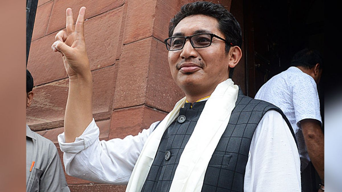 Ladakh MP happy after the declaration of union territory, says,