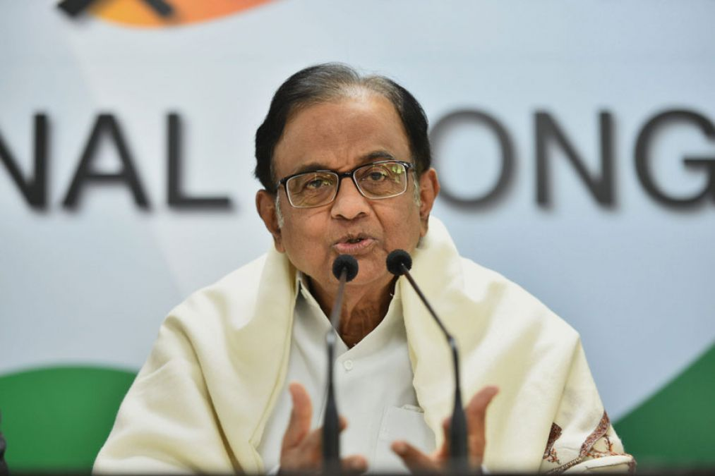 Agitated over detention of Jammu and Kashmir Congress leader, Chidambaram says court will decide
