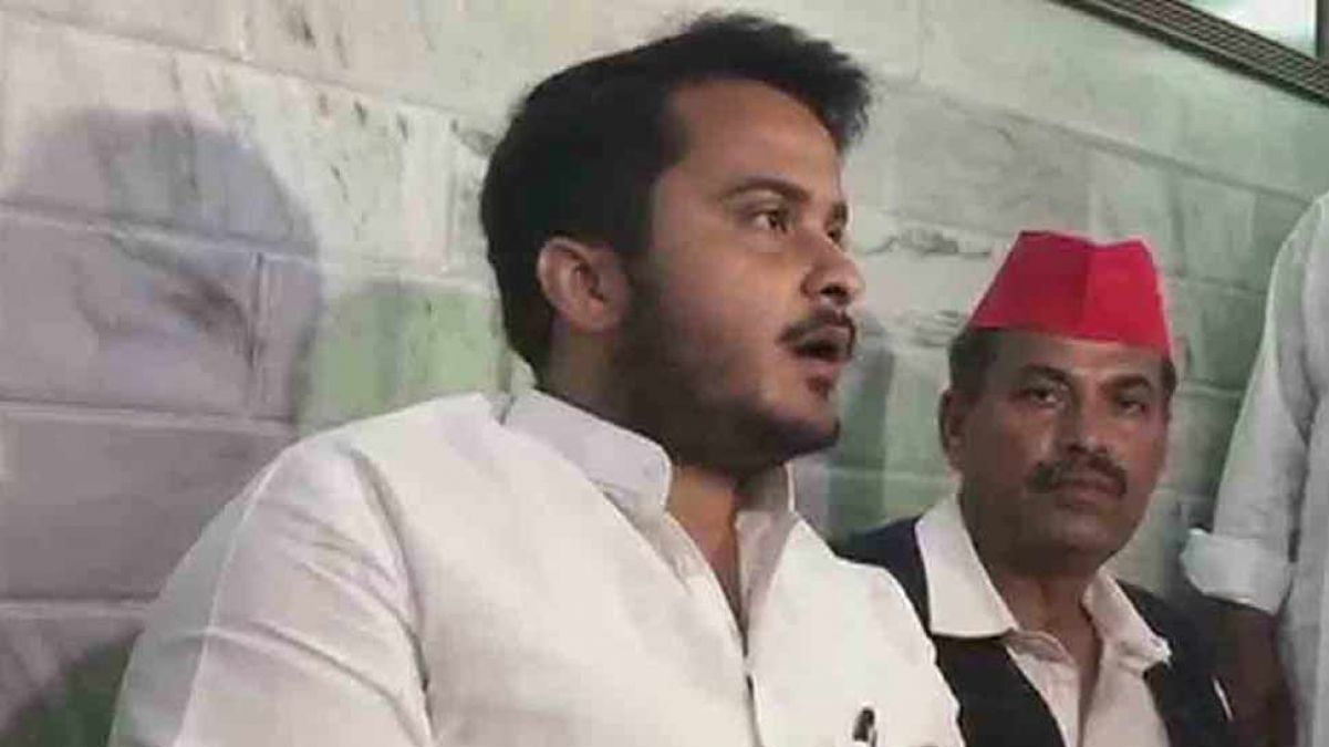 RDA is to issuer notices  to Azam Khan's son Abdullah