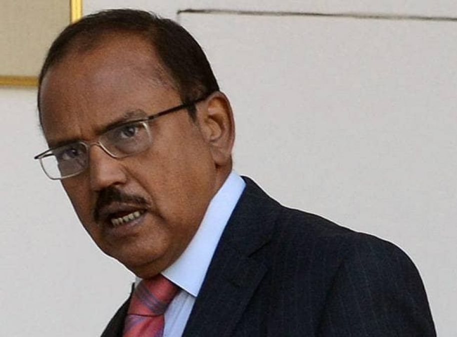 NSA Doval returned from Kashmir after 11 days