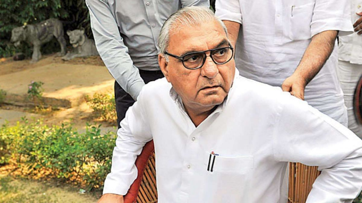 Congress May Feel Big Blow Before Haryana Assembly Elections, Ex-CM Hooda Shown Rebellious