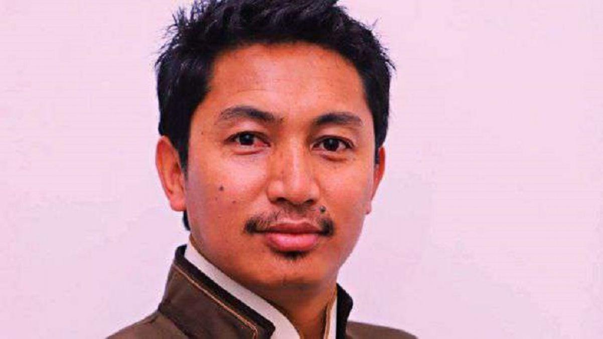 Ladakh MP attacks Congress, says Its Nehrus