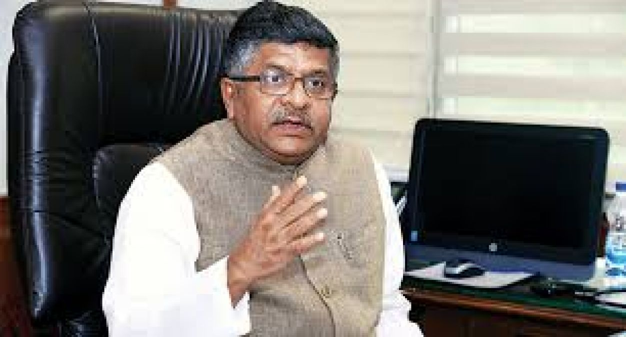 Law Minister says Section 370 is security cover for