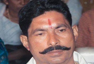 Bihar: MLA Anant Singh escapes by dodging police