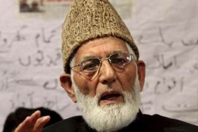 J&K: Separatist leader Gilani's internet was active despite of ban, two BSNL officials under suspicion