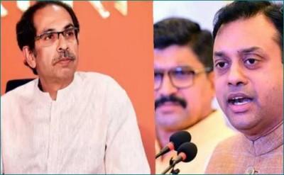 Sambit Patra ridiculed Maharashtra Government, tweeted