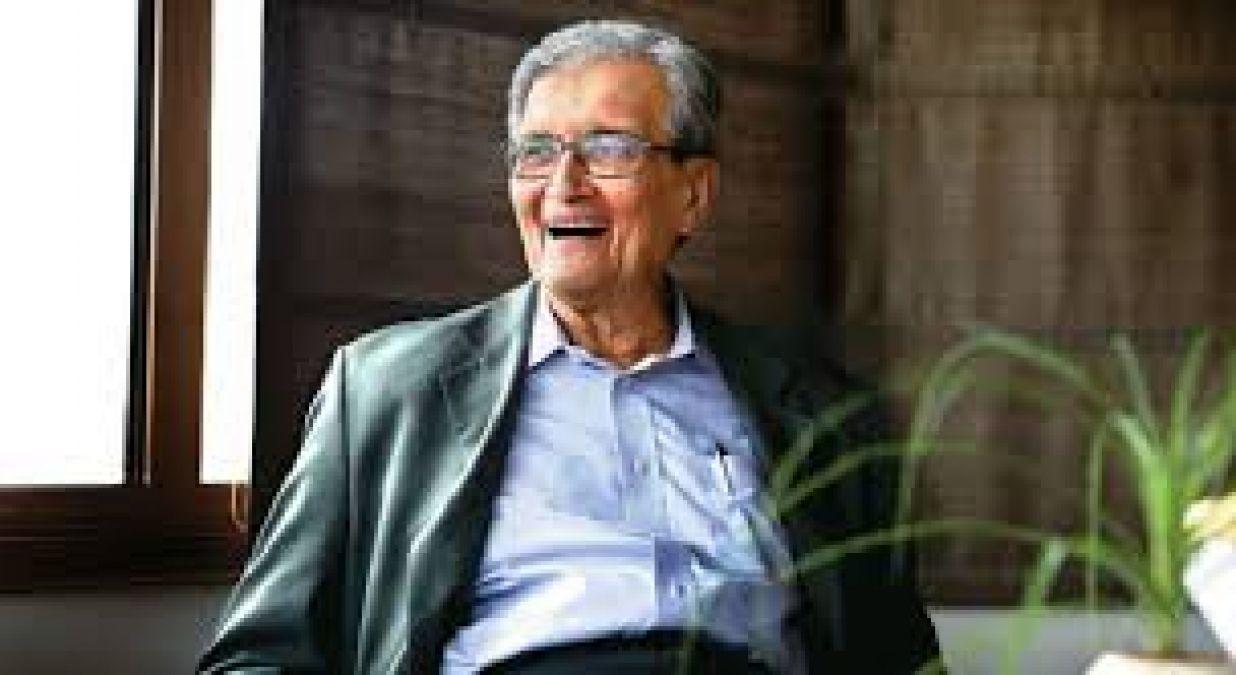 Nobel laureate Amartya Sen opposes gov't decision on Kashmir