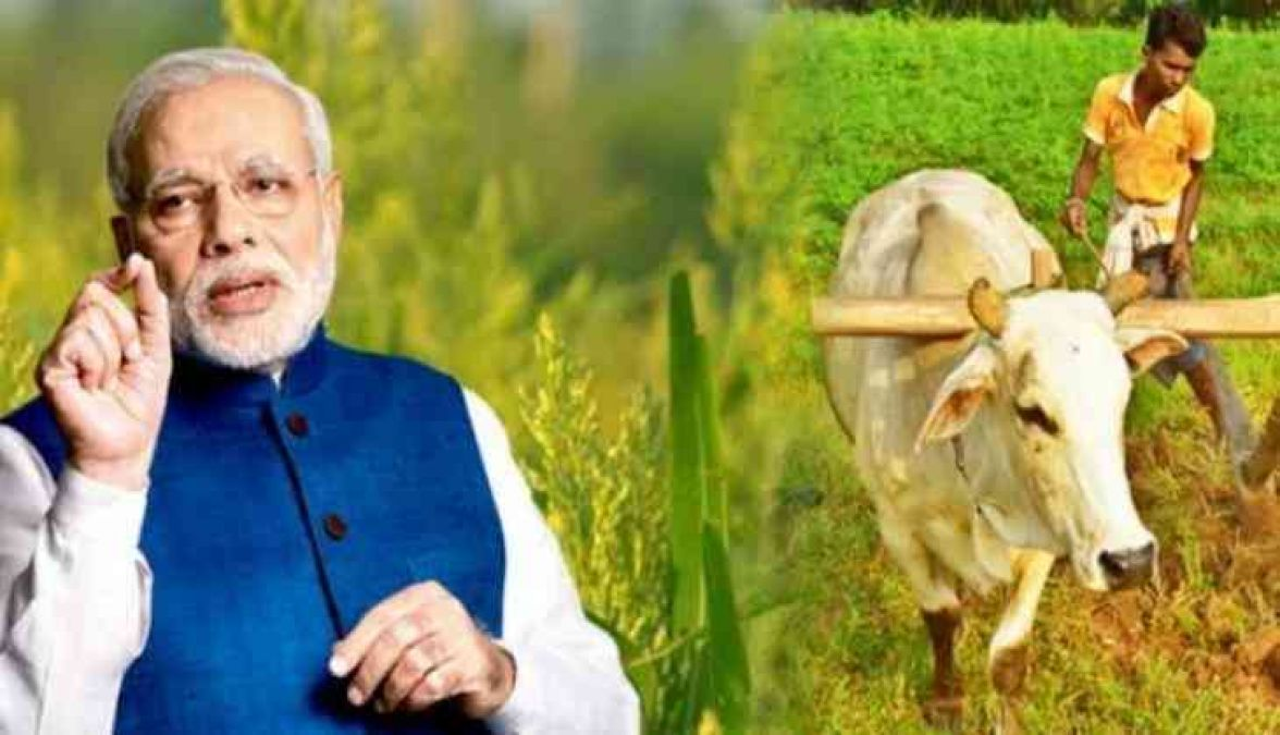 Modi government is in preparation to give a big gift to farmers!