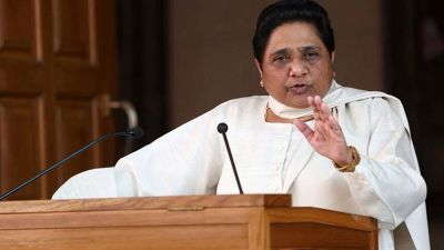 f Mayawati hits out at UP's govt over fuel price hike, says 'cruel' decision will affect crores of families