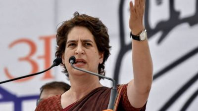 Priyanka Vadra backs Chidambaram, said