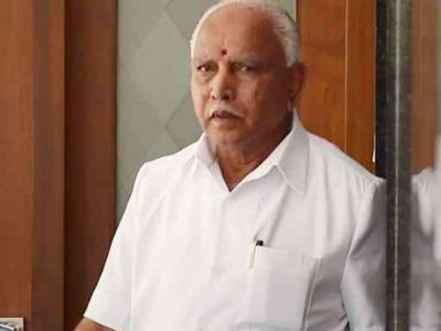 Karnataka: CC Patil in Yediyurappa's Cabinet; Opposition surprised