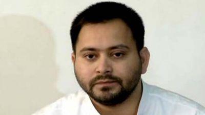 'Hoped for Bihar concerns, but he started politics' BJP on Tejashwi Yadav's return