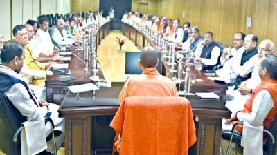 CM Yogi advises ministers before disbursing department, says, 'stay away from transfers and postings'