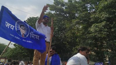 Bhim Army chief arrested after Dalit protest turns violent,  to be produced in Saket Court today