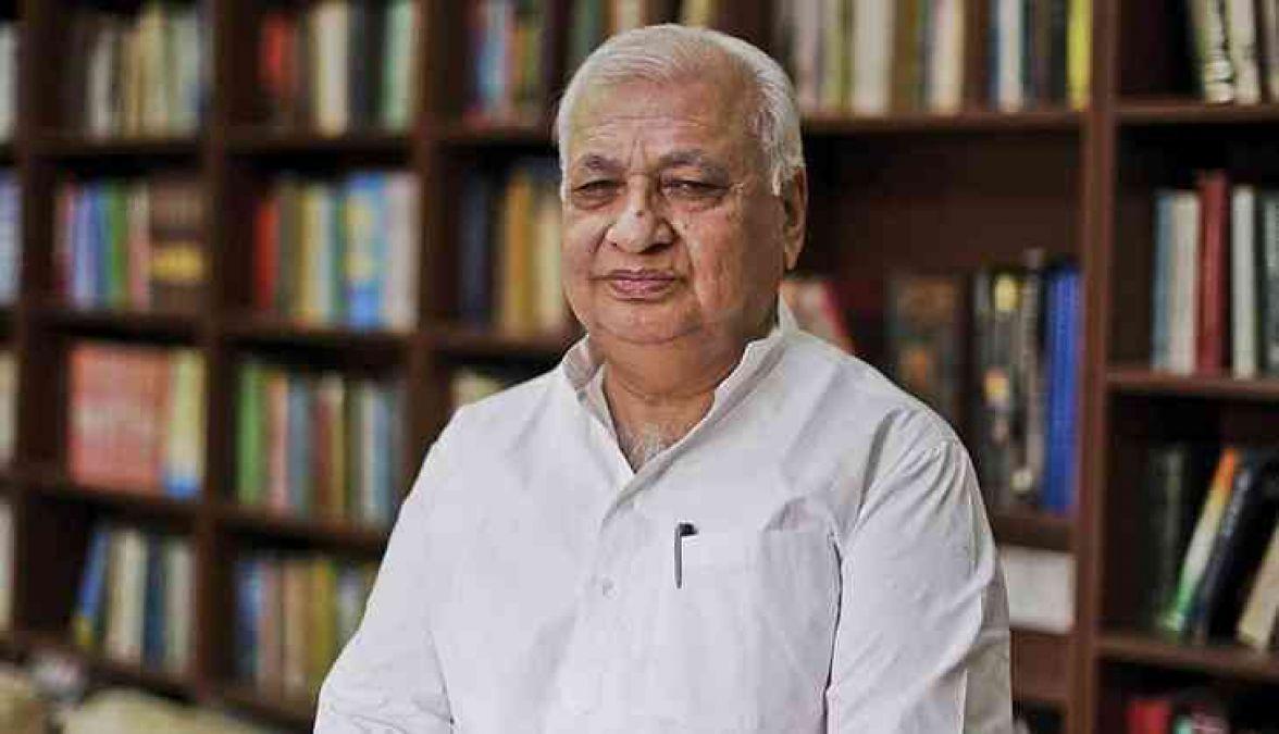 Arif Mohammed Khan to go Rajya Sabha, returns to parliamentary politics