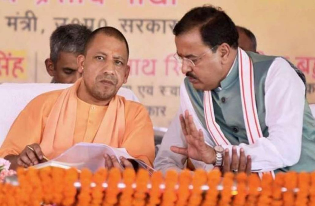 Yogi Cabinet Ministers allotes department,  Know who got which department