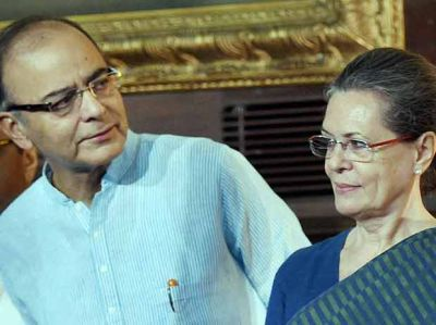 A wave of mourning across the political world over Jaitley's demise, Sonia Gandhi said,