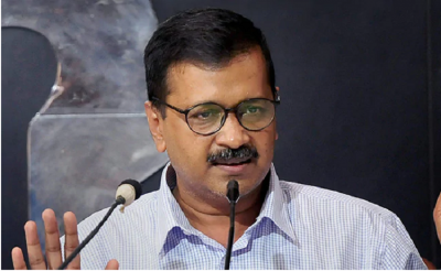 Kejriwal on economic slowdown says,