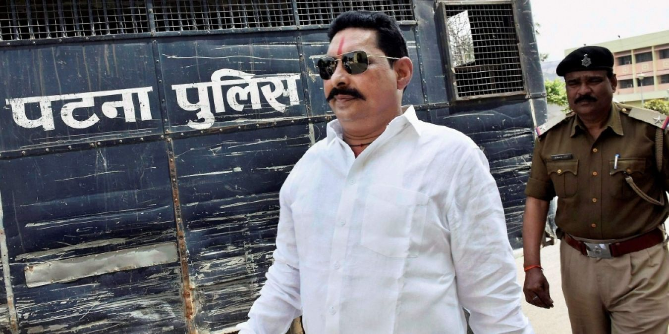 Court sent Anant Singh for two-day remand