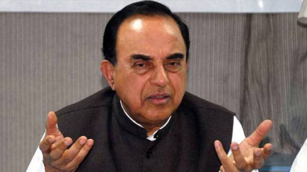 Subramanian Swamy's attack on Pak, says this