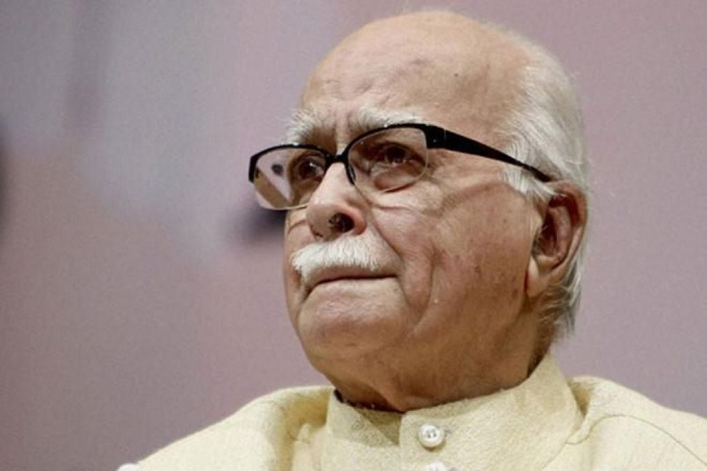 Advani gets emotional on remembering Arun Jaitley, says