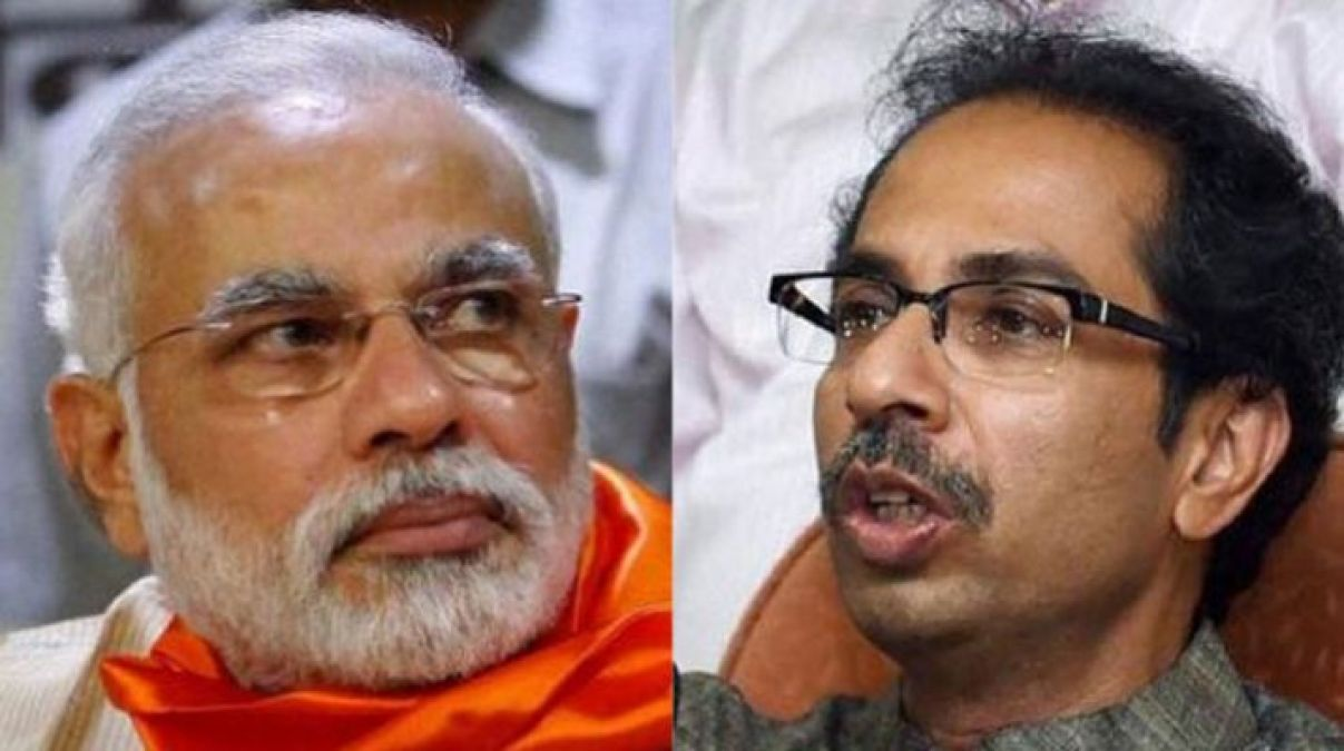 Shiv Sena attacks BJP ahead of assembly polls, made this allegation