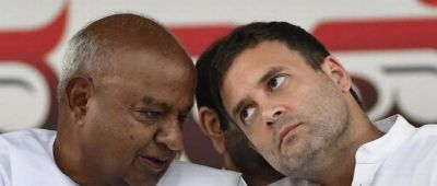 Karnataka:  Congress and JD(U) leaders accuses each other after government collapse