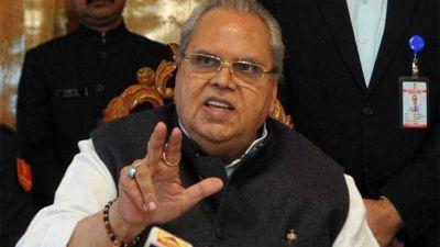 'No need of him' says Satyapal Malik on Rahul Gandhi's visit to Kashmir