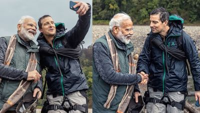 Man Vs Wild: PM Modi reveals How Bear Grylls Was Understanding His Hindi