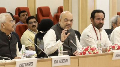 High level meeting on Jammu and Kashmir to be held tomorrow, discussion on implementation of restructuring bill possible
