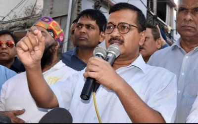 Kejriwal, who is on a health outing, says every Sunday bus 10 minutes