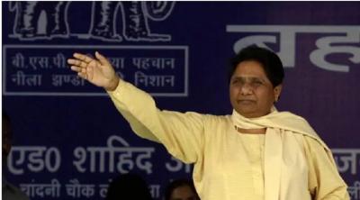 Mayawati played Brahmin-Muslim card in UP assembly election, BJP-SP tension increased