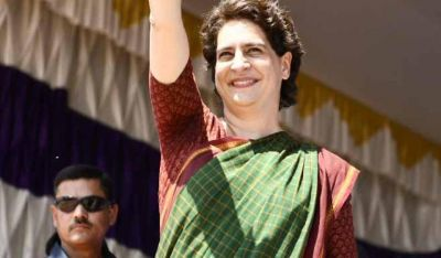 Priyanka helds meeting with top UP leaders, may announce assembly by-election candidates