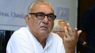 Haryana: ED clamps down on former CM Hooda's colleagues!