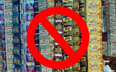 Bihar government imposes ban on all Pan Masala from today