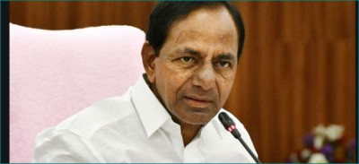 High level meeting chaired by CM KCR to discuss GST payment issue
