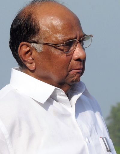 NCP Chief Sharad Pawar gets angry due to this reason, apologized