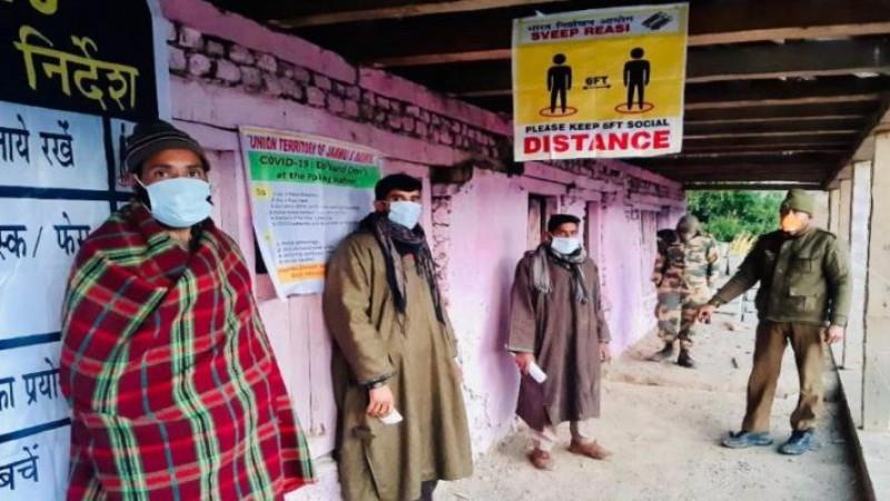 J&K DDC चुनाव: पाकिस्तान से आए रिफ्यूजियों ने पहली बार डाला वोट, बोले- 70 साल बाद मिला इंसाफ