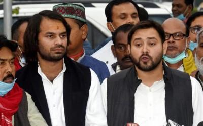 Tejashwi Yadav targets Nitish Kumar government over crime in Bihar
