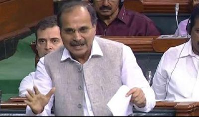 Congress leader Adhir Ranjan Chaudhary's words deteriorate, calls Finance Minister Nirmala 'Nirbala' Sitharaman