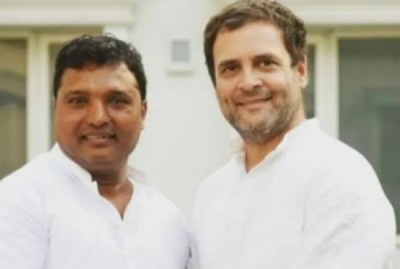 Srinivas becomes full-time President of Youth Congress, Sonia Gandhi approves