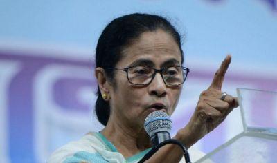 Mamta Banerjee attacks central government over hindu muslim politics and economy