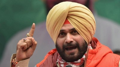 Navjot Singh Sidhu supports farmers' protest
