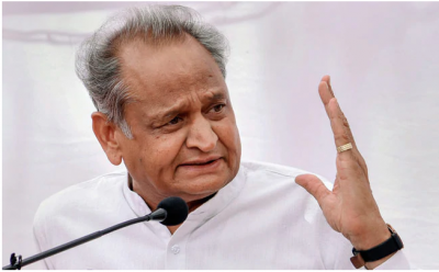 Political parties use corruption money, how corruption will end - Ashok Gehlot