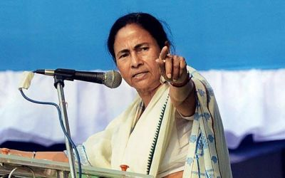 Mamata Banerjee again opposes Modi government, gives open warning