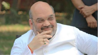 Amit Shah slams Congress says:
