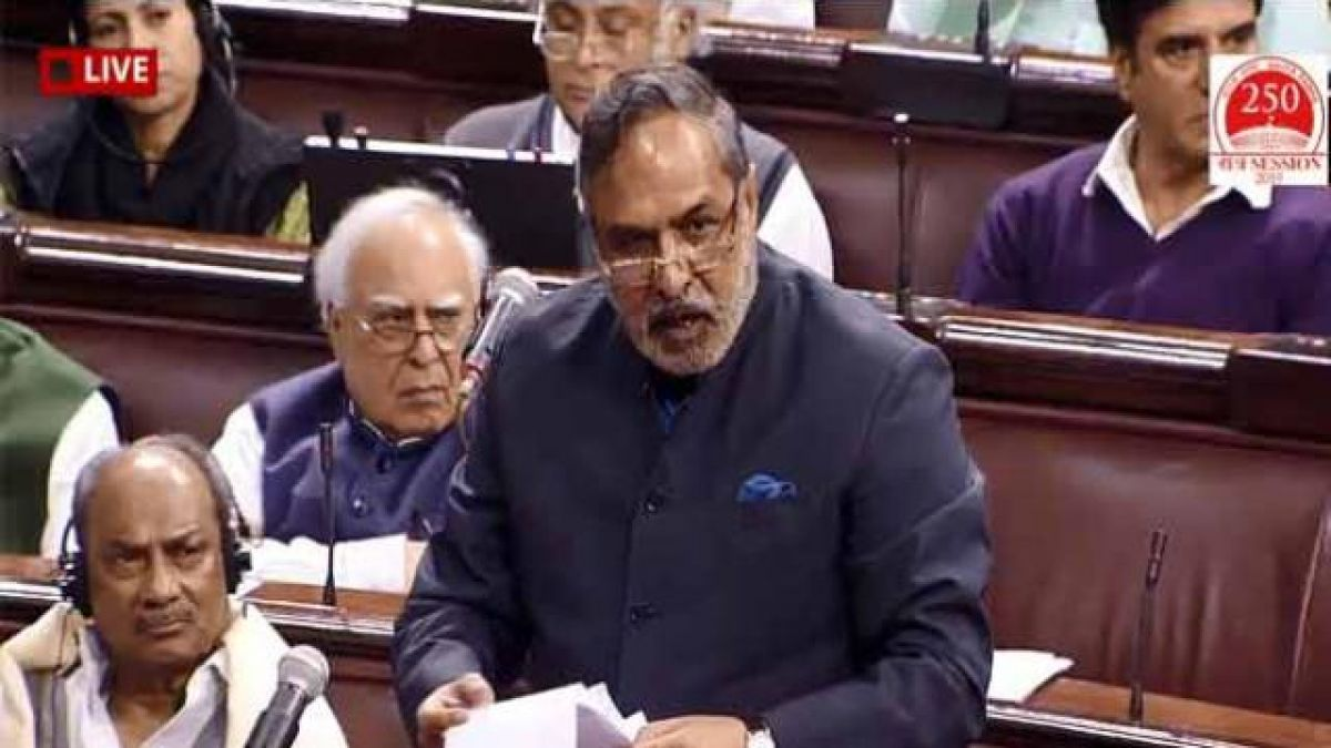 Citizenship Amendment Bill: Congress MP Anand Sharma says